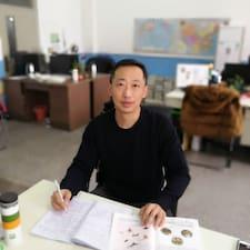 Gebruikersprofiel 闫泽环