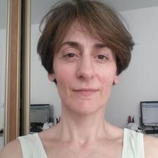 Profil korisnika Christine