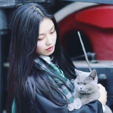 舒玥 User Profile