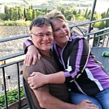 Henkilön Jeff & Sally käyttäjäprofiili