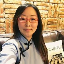 Weiyan - Uživatelský profil