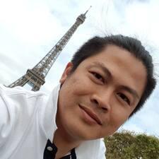 Profil utilisateur de Faizal