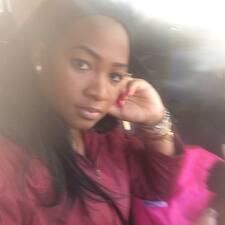 Mireina felhasználói profilja