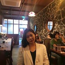 Hwahyeon felhasználói profilja
