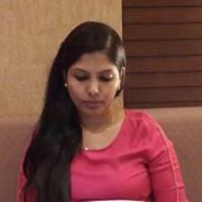 Användarprofil för Gauri