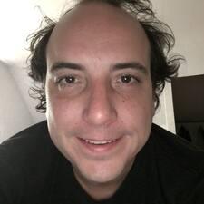 Sean felhasználói profilja