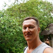 Василий felhasználói profilja