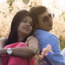Sanjay felhasználói profilja
