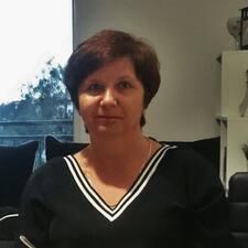 Grażyna felhasználói profilja