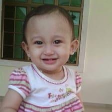 Profilo utente di Aminah
