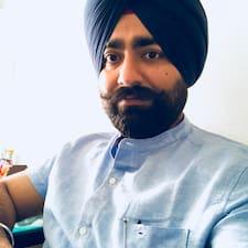 Pritpal Singh Brukerprofil