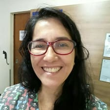 Profil utilisateur de Nádia