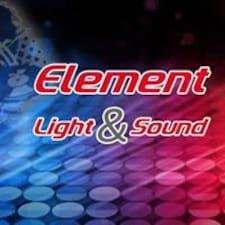 Profil utilisateur de Element