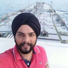 Profil Pengguna Arjun Singh