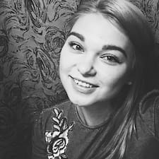 Елизавета - Uživatelský profil