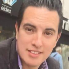 Marco Antonio felhasználói profilja