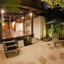 Sunset Bungalow Villa Seminyak felhasználói profilja