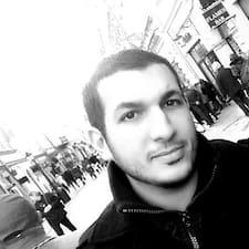 Perfil do utilizador de Nazim