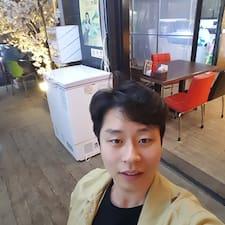 Profil utilisateur de Hyunil