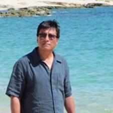 Efrain felhasználói profilja