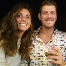 Профиль пользователя Miguel & Francesca