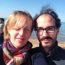 Anna & Guillaume User Profile