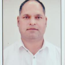 Ashok Kumar felhasználói profilja