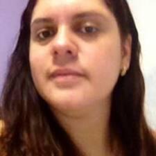 Wanessa Calado felhasználói profilja