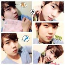 Perfil do utilizador de Jeonghwan
