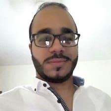 Perfil do utilizador de Omar