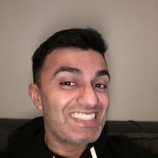 Profil utilisateur de Vishakha