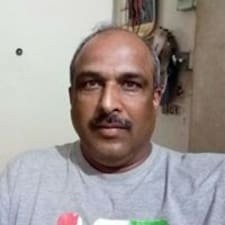Profil Pengguna Shashikant
