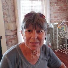 Trudie felhasználói profilja