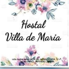 Profil Pengguna Hostal Villa