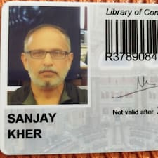 Sanjay User Profile