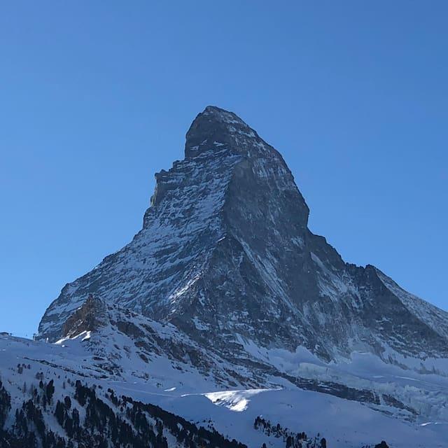 Guidebook for Zermatt