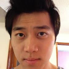 Användarprofil för Chen Jie