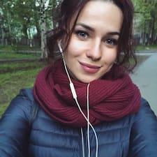Алина - Uživatelský profil