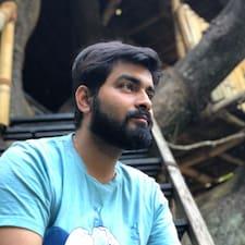 Saikat felhasználói profilja