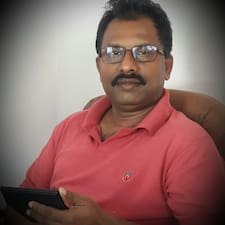 Wasantha felhasználói profilja