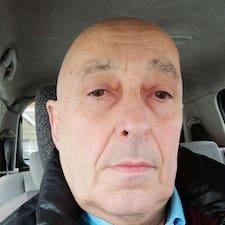 Profil Pengguna Renato