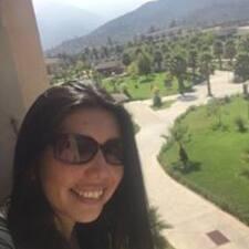 Profil utilisateur de Fabiola