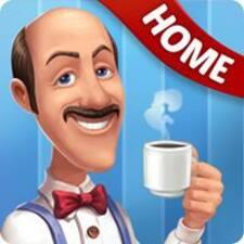 Henkilön Home käyttäjäprofiili