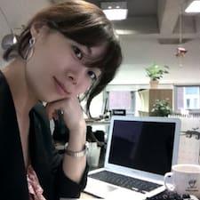Perfil de usuario de Yoojin
