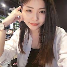 Henkilön Jingyi käyttäjäprofiili