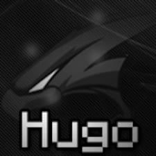 Hugo的用戶個人資料