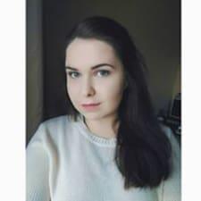 Anastassia felhasználói profilja