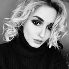 Полина felhasználói profilja