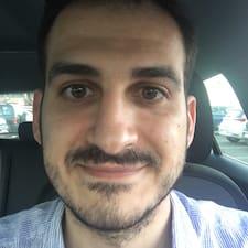 Alfredo的用戶個人資料