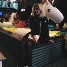 Наташа felhasználói profilja